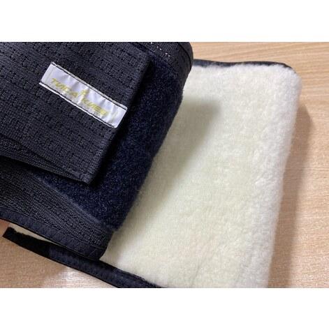 Купити Пояс противорадикулитный с 4 ребрами жесткости с мехом