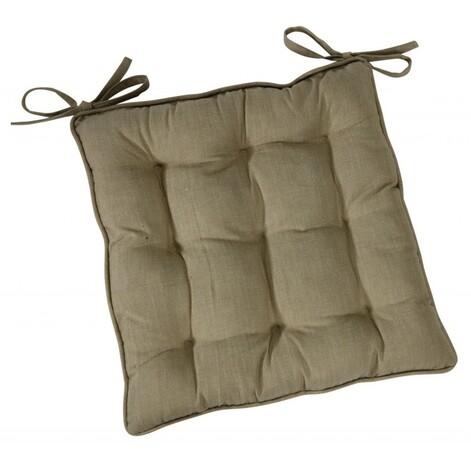 Купити Сидушка для сидения с завязками 40*40