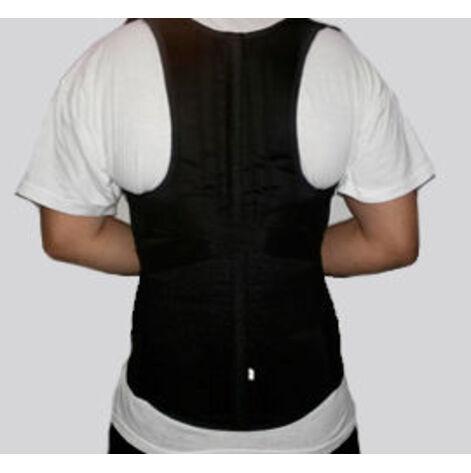 Купити Корсет грудо-поясничный ортопедический взрослый с 4 ребрами жесткости Тиса