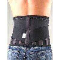 Корсет ортопедический для спины «Индустри» с  6-ю стальными ребрами жесткости