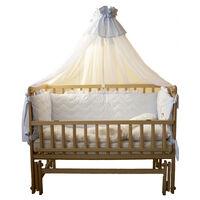"""Комплект в детскую кроватку """"Magi.."""