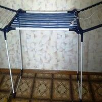Электросушилка для белья комнатная